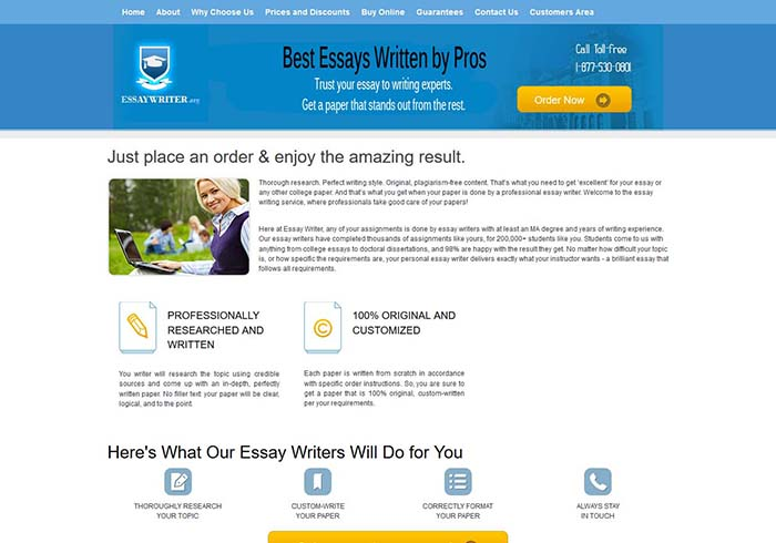 Essaywriter.org preview