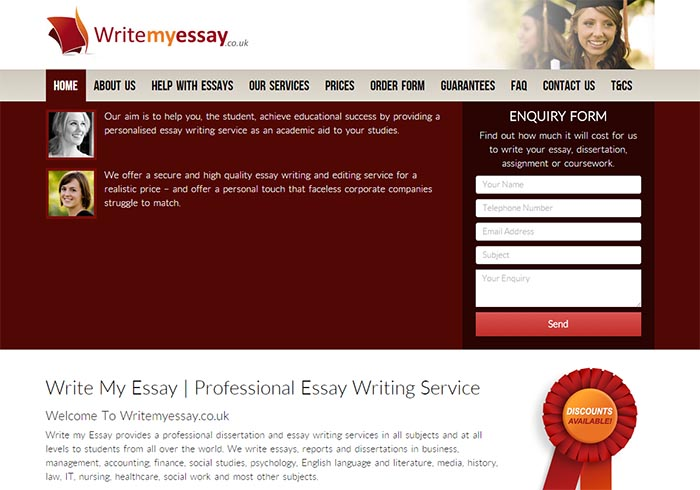 Writemyessay.co.uk preview