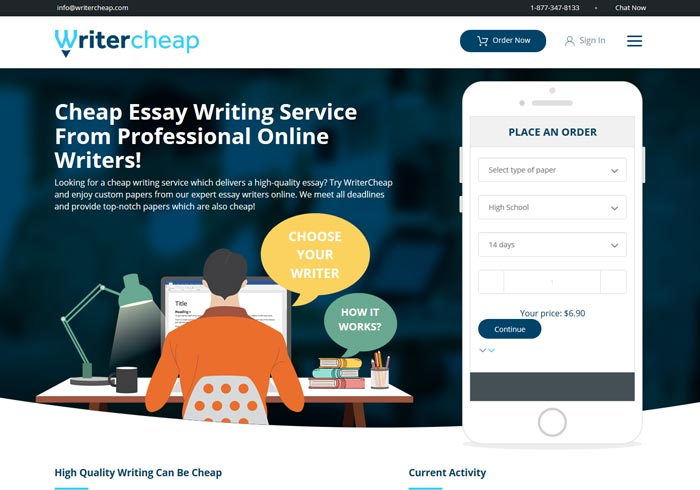 Writercheap.com preview